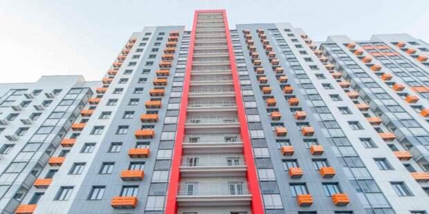 На улице Адмирала Макарова завершилось строительство жилого дома