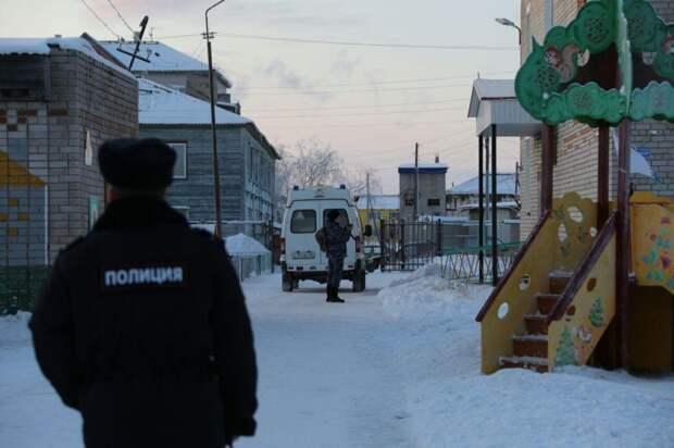 В детский сад вошел вооруженный мужчина и убил ребенка