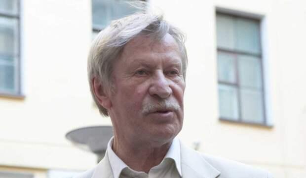 Актер Иван Краско в день 90-летия оскандалился