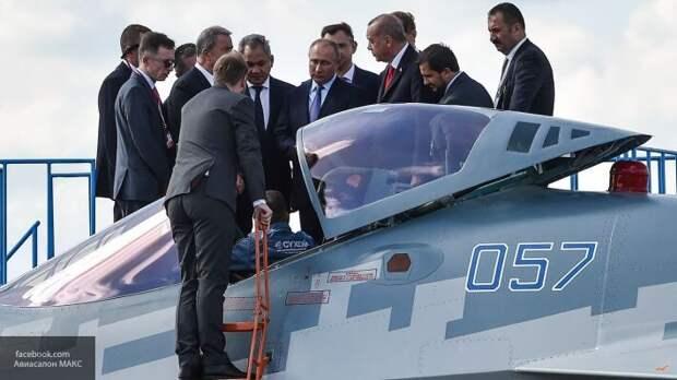 The National Interest объяснило, почему истребитель Су-57 станет воздушным снайпером России