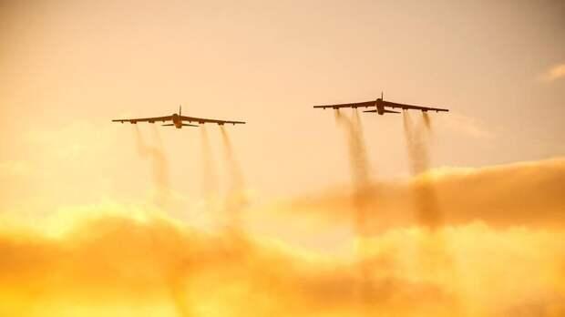Греция обвинила Турцию в препятствии сопровождения бомбардировщика B-52 США