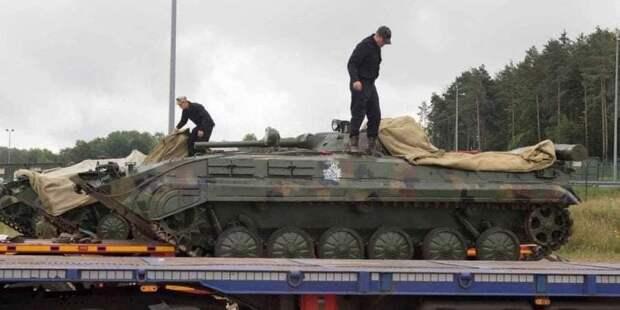 Громко не смейтесь! Украинских военных унизили на учениях НАТО в Германии