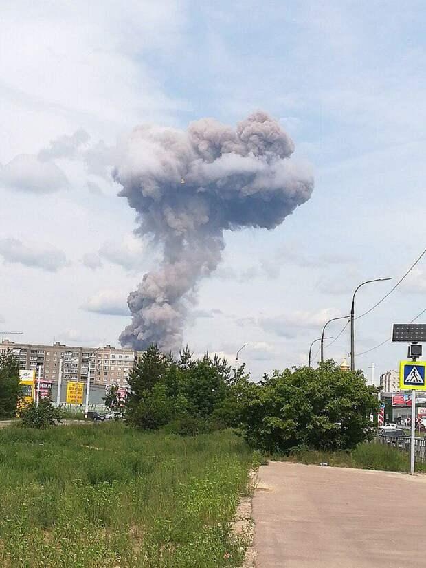 Медики рассказали о состоянии пострадавших при взрыве на заводе в Дзержинске