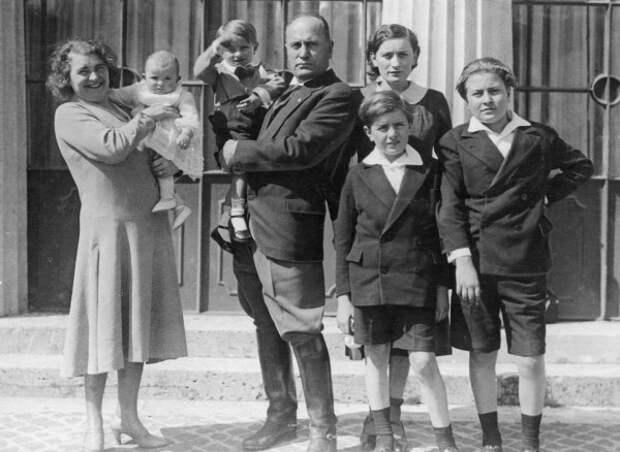 12 интересных фактов о Бенито Муссолини