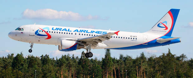 Уральские Авиалинии прекращают полеты в 48 направлениях