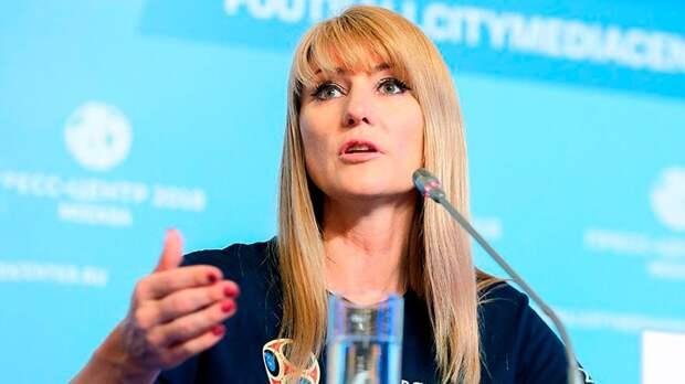 Депутат Журова: «Пусть каждая спортивная федерация предложит какое-то великое произведение в качестве гимна»