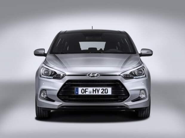 Hyundai Motor будет собирать новый i20 Coupe в Турции