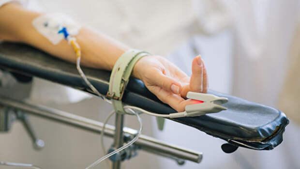 Главный онколог России заявил о росте заболеваемости раком