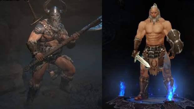 Diablo IV против Diablo III: первое видеосравнение