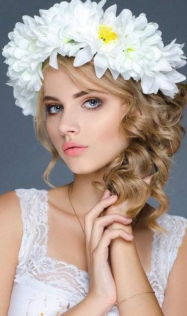 В мире красивых девушек