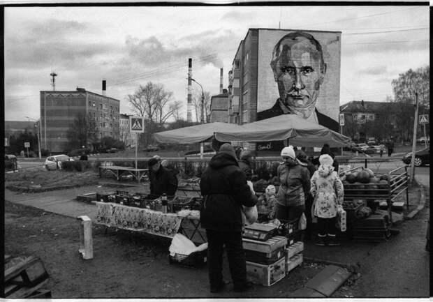 Россия без прикрас вобъективе фотографа Петра Барабаки