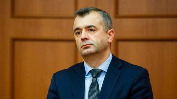 Ион Кику свой первый зарубежный визит в должности премьера Молдавии совершит в Россию