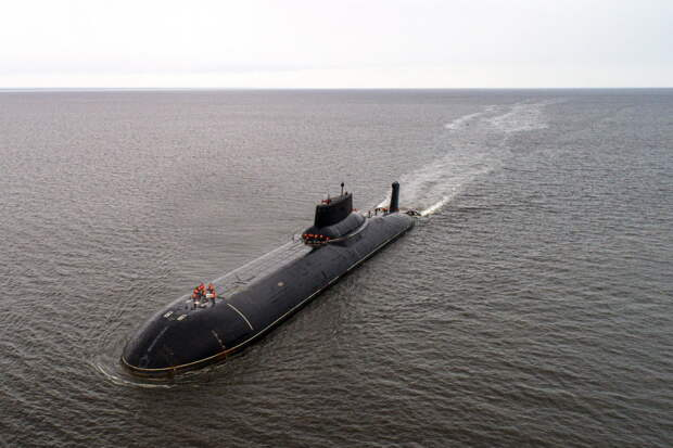 Четыре российские подлодки включили в топ самых опасных субмарин мира