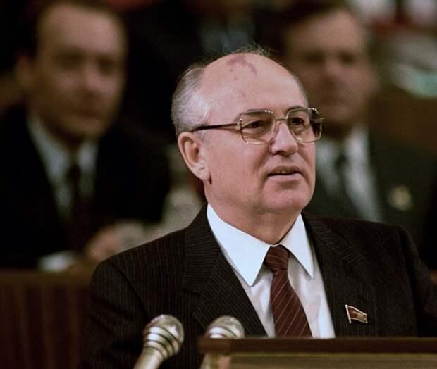 Зачем генсек Горбачёв стал Президентом СССР