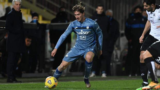 Алексей Миранчук впервые вышел в матче Серии А в стартовом составе, но победить «Аталанта» снова не смогла