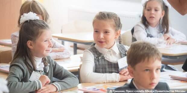 Анастасия Ракова выразила благодарность московским учителям и родителям