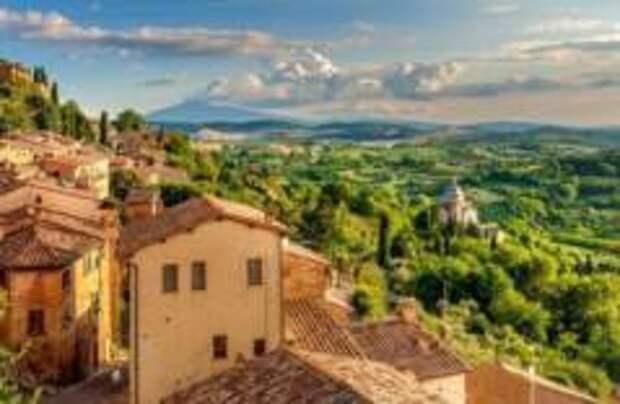 В Тоскане зафиксировали около 60 подземных толчков
