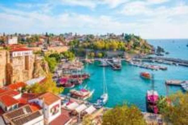 Анталья – Самый универсальный курорт Турции