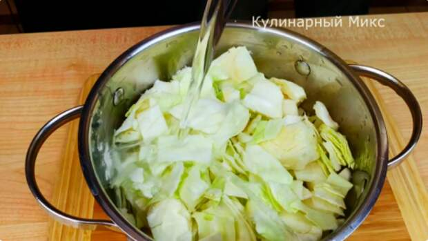 Открыла для себя новый рецепт капусты «сливочная»: вкуснее, чем жареная, только проще