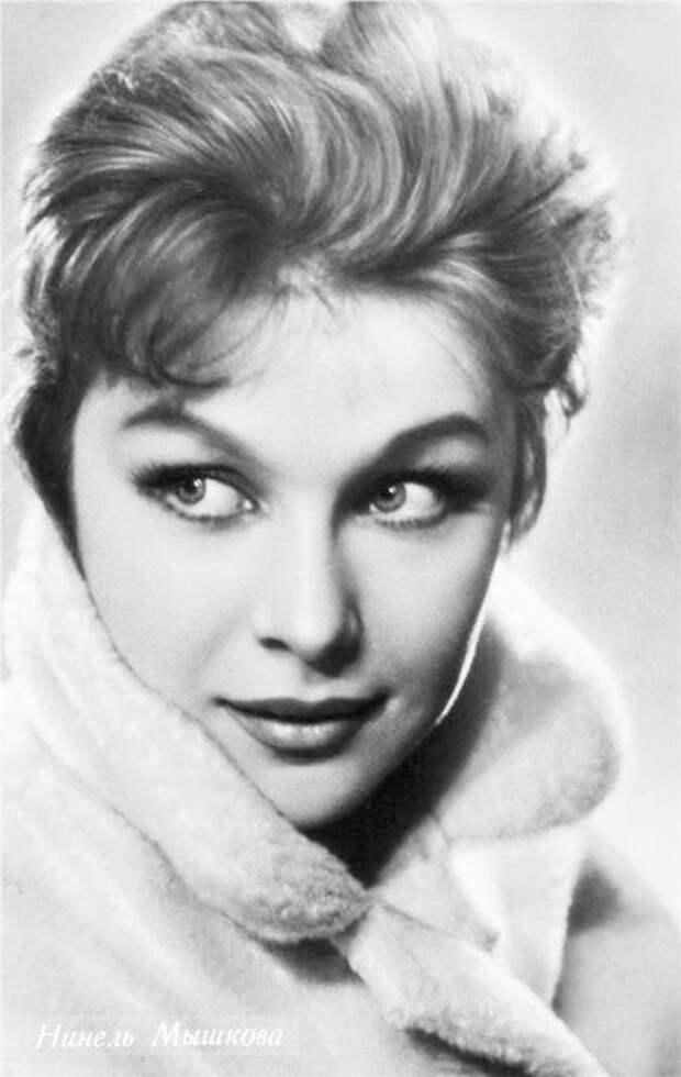 Ностальгические фотографии любимых советских актрис.