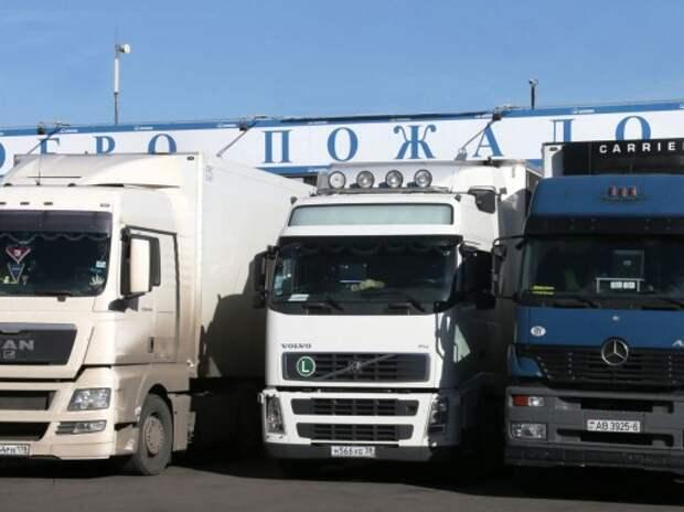 Москва расширяет список парковочных мест для грузового транспорта