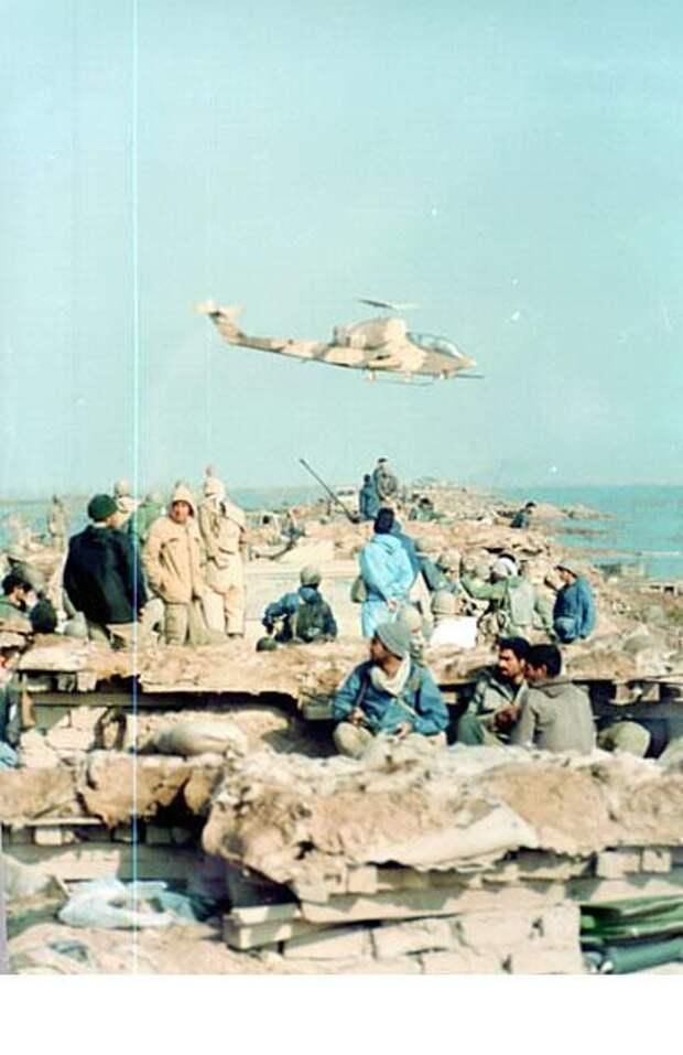Ирано-Иракская война