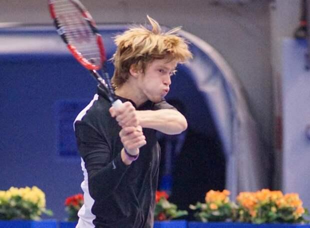 Андрей Рублев выиграл турнир в Роттердаме, завоевав восьмой титул ATP!