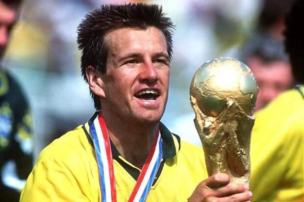 Дунга - чемпионский капитан 1994 года