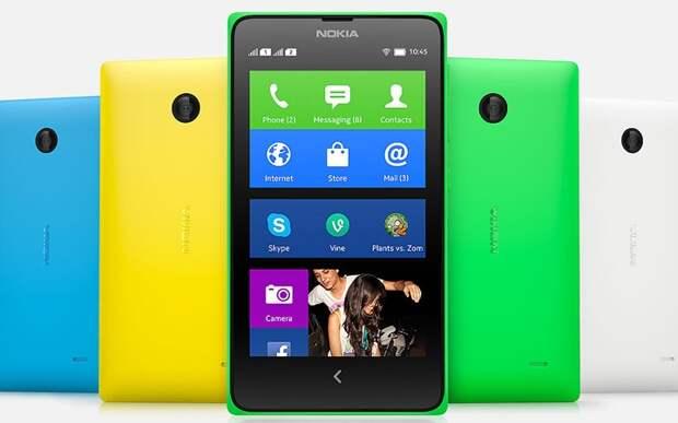 Nokia может представить новый Android-смартфон 24 июня