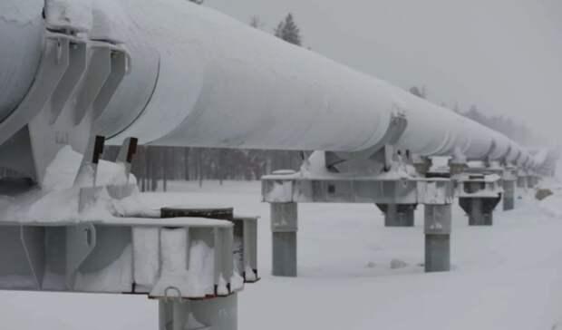 Сильные морозы вынудили Казахстан искать альтернативу системе «Транснефти»