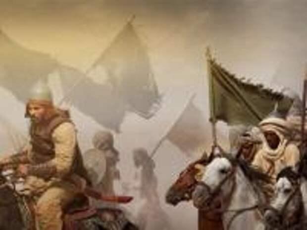 С именем Аллаха: величайший полководец ислама