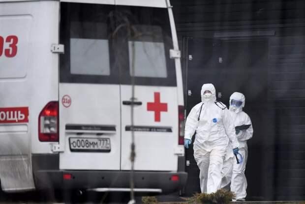 В Москве скончались семь человек с коронавирусом