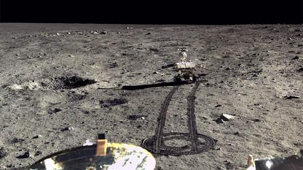 Россия и Китай подписали меморандум о создании станции на Луне