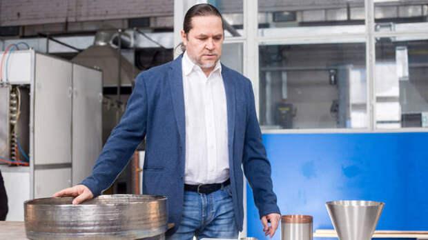 В Томске создали новую аддитивную технологию для изготовления шар-баллонов