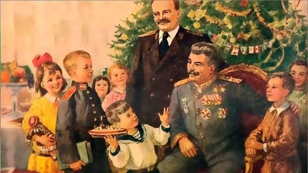 Борьба с Дедом Морозом на Украине продолжается