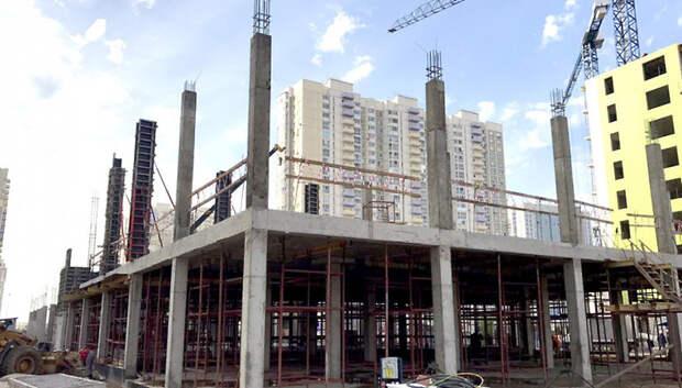 Строительство 14 спортивных объектов завершат в Подмосковье до конца года