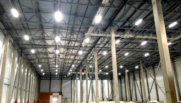 Новый склад металлоконструкций обеспечит Подольск новыми рабочими местами