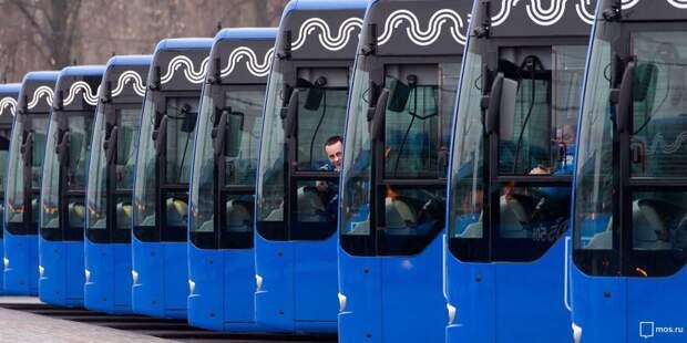 Следующий через Молжаниновский автобус №283 станет вместительнее