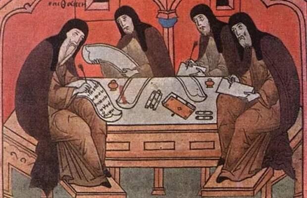 В поисках героев: к вопросу о переосмыслении прошлого русскими книжниками XV-XVI вв