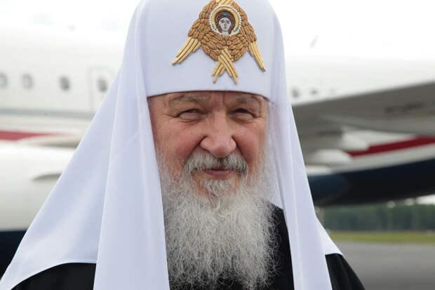 Патриарх Кирилл: молитва русских святых помогла СССР победить в Великой Отечественной