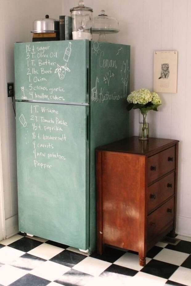 15 фантастических идей использования старого холодильника Фабрика идей, дизайн, интересно, места для хранения, полезно, фото