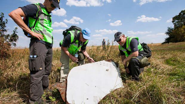 Нидерланды не удостоили Реша ответом на предложение предоставить сведения по делу MH17