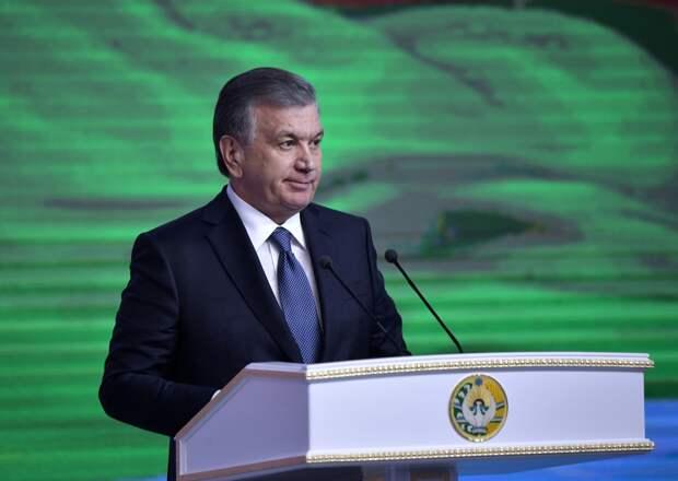 Приветствие Президента Республики Узбекистан Шавката Мирзиёева участникам Х Азиатской конференции клуба «Валдай»