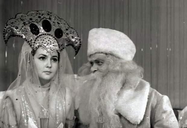 Кадр из фильма «Когда идет снег»