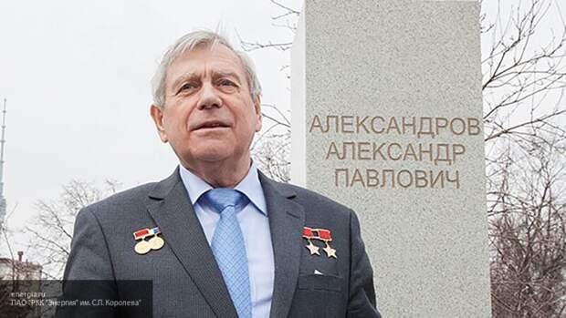 Дважды Герой Советского Союза Александров рассказал, как сбылась его мечта о космосе