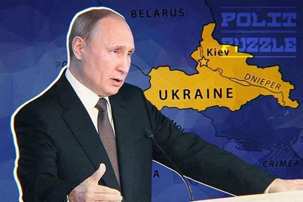Политолог рассказал о тонком намеке Путина на Украину в послании Федеральному собранию