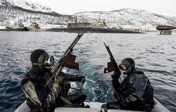 В Арктике стартовали масштабные учения Северного флота