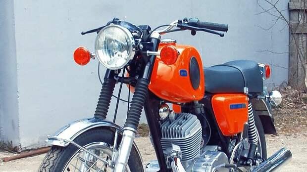 Самый инновационный мотоцикл созданный в Советском Союзе, ИЖ Планета Спорт