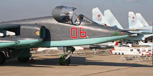 СМИ назвали имя погибшего в Сирии пилота Су-25