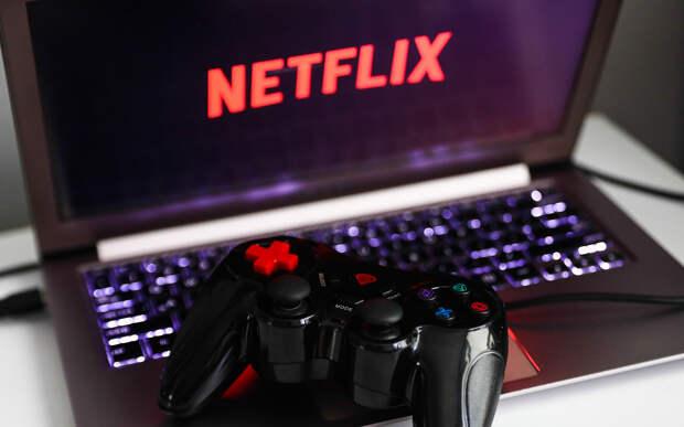 Замедление Netflix: зачем компания выходит на рынок видеоигр